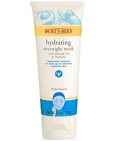 Burt's Bees Hydrating Overnight Mask, 2.5-oz.