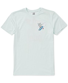 Billabong Toddler & Little Boys Surf-Print Cotton T-Shirt
