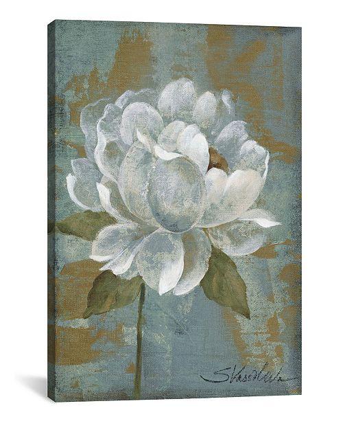 "iCanvas Peony Tile I by Silvia Vassileva Gallery-Wrapped Canvas Print - 40"" x 26"" x 0.75"""
