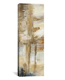 "On The Bridge Iii by Silvia Vassileva Gallery-Wrapped Canvas Print - 36"" x 12"" x 0.75"""