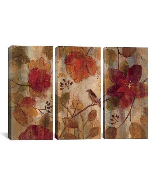 "iCanvas Exotic Garden by Silvia Vassileva Gallery-Wrapped Canvas Print - 40"" x 60"" x 1.5"""