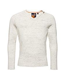 Men's Coton V-Neck Sweater