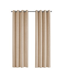 Room Darkening Curtain Panel, Set of 2