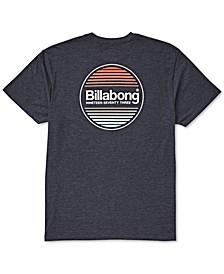 Men's Atlantic Logo Graphic T-Shirt