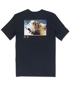 Element Men's Nat Geo Graphic T-Shirt