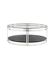 Bernhardt Caden Round Cocktail Table