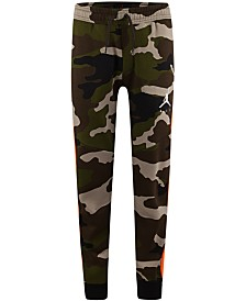 Jordan Toddler Boys Camo-Print Jogger Pants