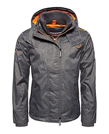 Hooded Arctic Pop Zip Sd-Windcheater Jacket