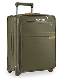 """Baseline 19"""" 2-Wheel Commuter Carry-On Luggage"""