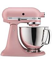 Pink KitchenAid Appliances & Accessories - Macy\'s