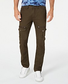 INC Men's Slim-Fit Utility Pants, Created for Macy's