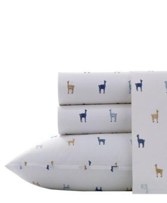 Llamas Sheet Set, Twin
