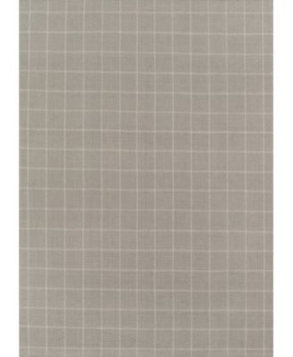 "Marlborough Mlb-2 Deerfield Gray 2'3"" x 8' Runner Area Rug"