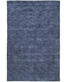"""Renaissance Renaissance-00 Blue 9'6"""" x 13' Area Rug"""