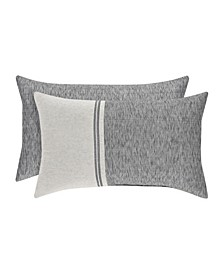 J Queen Matteo Boudoir Decorative Throw Pillow