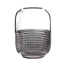 "Jeff Leatham Infinity 12"" Vase"