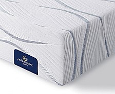 "Perfect Sleeper Southpoint II 12"" Plush Mattress- Full"