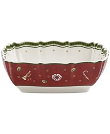 Toy's Delight Square Serving Bowl