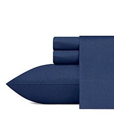 Nautica Cotton Percale Sheet Set, Twin