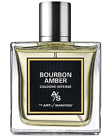The Art of Shaving Bourbon Amber Cologne Intense, 1-oz.