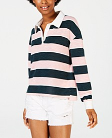 Juniors' Rugby Striped Top
