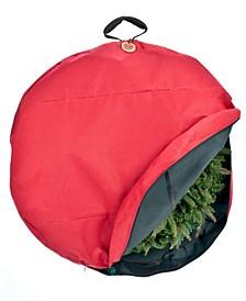 """30"""" Wreath Storage Bag w/ Direct Suspend"""