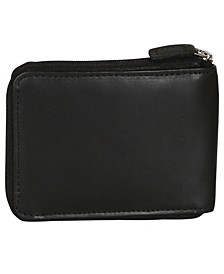 Regatta Zip-Around Billfold Wallet with Zip Bill Compartment
