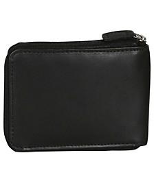 Regatta Zip-Around Billfold Wallet with Zip Bill Compartment