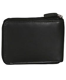 Dopp Regatta Zip-Around Billfold Wallet with Zip Bill Compartment