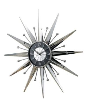 Stilnovo Metal Sunray Clock