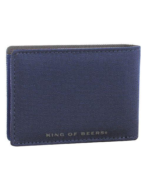 Budweiser Imprint Front Pocket Slimfold Wallet
