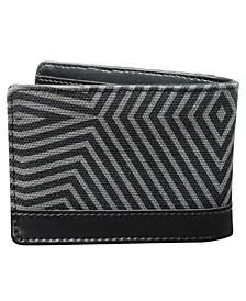Bowtie Front Pocket Slimfold Wallet with Bottle Opener