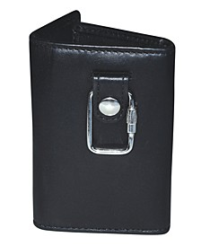 Regatta Key-Tainer Wallet with Detachable Outside Key Ring