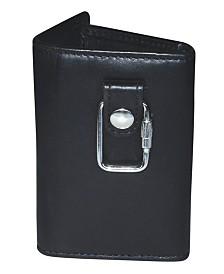Dopp Regatta Key-Tainer Wallet with Detachable Outside Key Ring