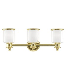 Middlebush 3-Light Bath Vanity