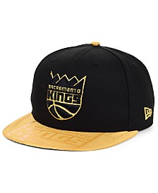 New Era Sacramento Kings Gold Viz 9FIFTY Cap
