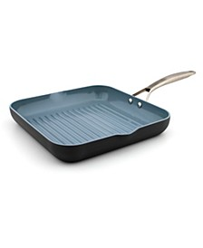 "Paris Pro 11"" Ceramic Non-Stick Square Grill Pan"