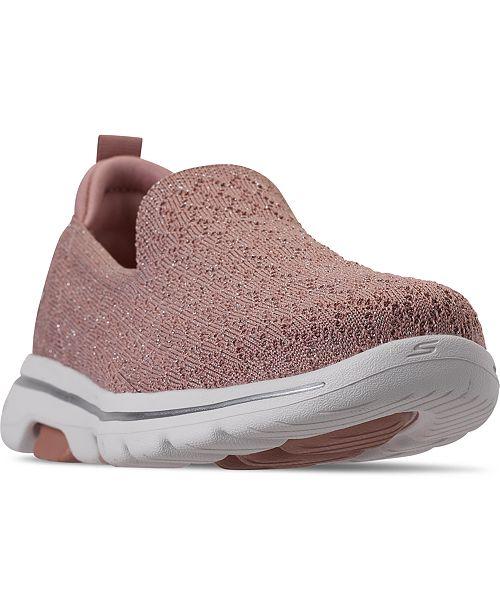 Skechers Women's GOWalk 5 Brave Walking Sneakers from