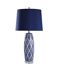 Alton 34in Ceramic Body Table Lamp