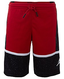 Jordan Big Boys Graphic Panel Shorts