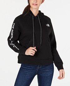 The North Face Logo-Print Hoodie
