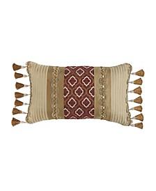 "Esmeralda 20"" x 12"" Boudoir Pillow"