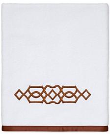 "Geo Cotton 27"" x 50"" Bath Towel"