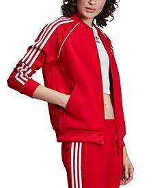 Women's adicolor Superstar Three-Stripe Track Jacket