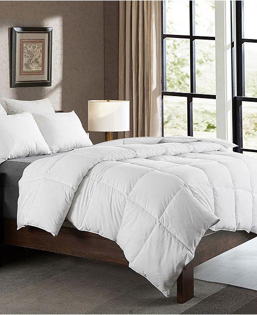 Cheer Collection  Luxury All Season Down Alternative Twin Comforter