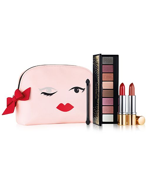 Elizabeth Arden Lips & Lids Makeup Set