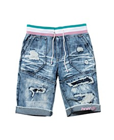 BT BUSH DENIM SHORT