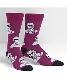 Men's Rock Me Amadeus Socks