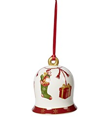 2019 Annual Bell Ornament