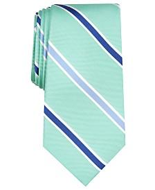 Nautica Men's Curti Slim Stripe Silk Tie